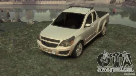 Chevrolet Montana Sport 2011 for GTA 4