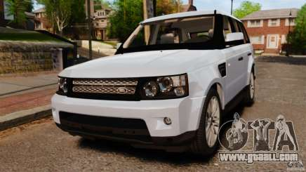 Land Rover Range Rover Sport Supercharged 2010 for GTA 4
