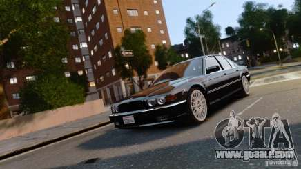 BMW 740I 1998 for GTA 4