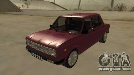 Zastava Yugo 128 for GTA San Andreas