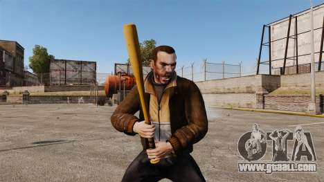 New baseball bat for GTA 4