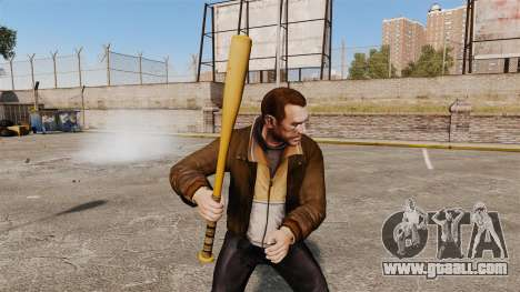 New baseball bat for GTA 4