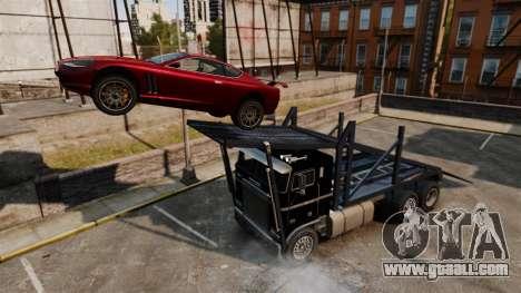 Packer-springboard for GTA 4