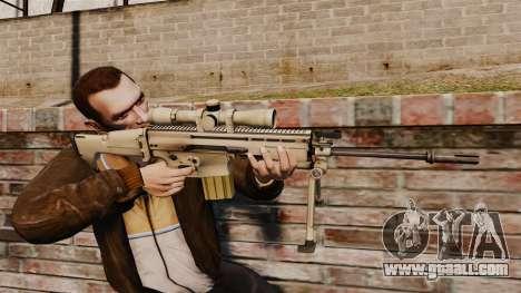 Mk17 SCAR-H for GTA 4