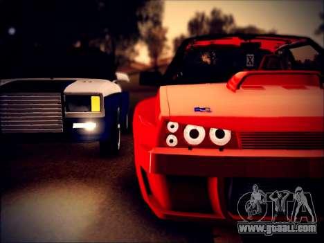 VAZ 21093 Devil for GTA San Andreas