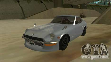 Nissan Fairlady S30Z for GTA San Andreas