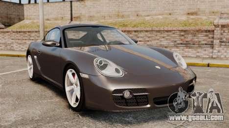 Porsche Cayman S for GTA 4