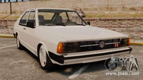 Volkswagen Passat TS 1981 for GTA 4