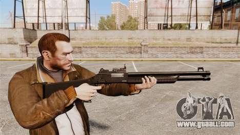 Tactical shotgun Fabarm SDASS Pro Forces v3 for GTA 4