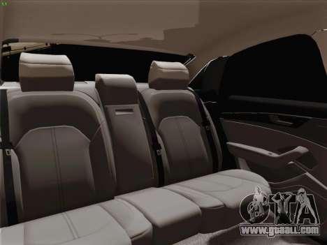 Audi A8 Limousine for GTA San Andreas