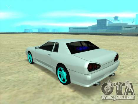 Drift elegy by KaMuKaD3e for GTA San Andreas back left view