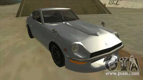 Nissan Fairlady S30Z for GTA San Andreas left view