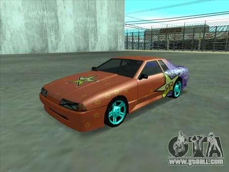 Drift elegy by KaMuKaD3e for GTA San Andreas