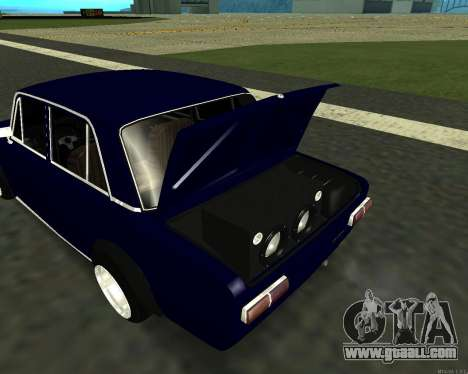 VAZ 2101 Baby v3 for GTA San Andreas inner view