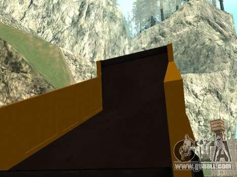 New Dumper for GTA San Andreas upper view