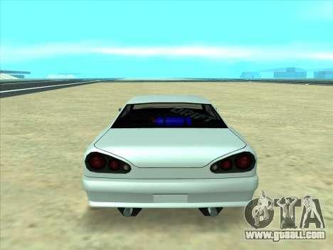 Drift elegy by KaMuKaD3e for GTA San Andreas back view
