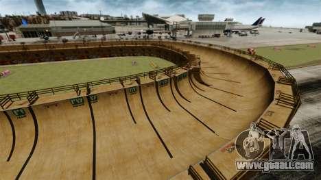 Track racing v1.1 for GTA 4 forth screenshot