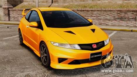 Honda Civic Type-R (FN2) for GTA 4