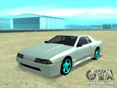 Drift elegy by KaMuKaD3e for GTA San Andreas left view
