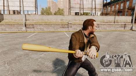 New baseball bat for GTA 4 second screenshot
