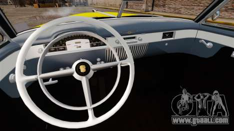 Cadillac Series 62 convertible 1949 [EPM] v2 for GTA 4 inner view