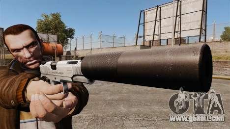 Colt 1911 pistol for GTA 4 third screenshot