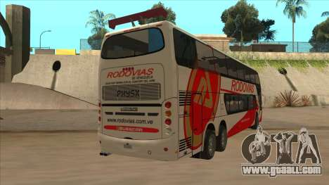 Marcopolo DD800 v3 for GTA San Andreas right view