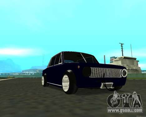 VAZ 2101 Baby v3 for GTA San Andreas right view