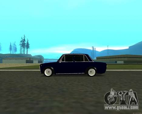 VAZ 2101 Baby v3 for GTA San Andreas left view