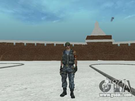 Commando for GTA San Andreas sixth screenshot