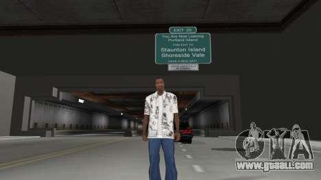 GTA United 1.2.0.1 for GTA San Andreas twelth screenshot