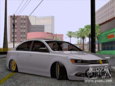 Volkswagen Jetta Rasta for GTA San Andreas