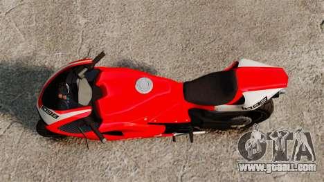 Ducati 1098 for GTA 4