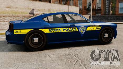 NLSP Buffalo for GTA 4