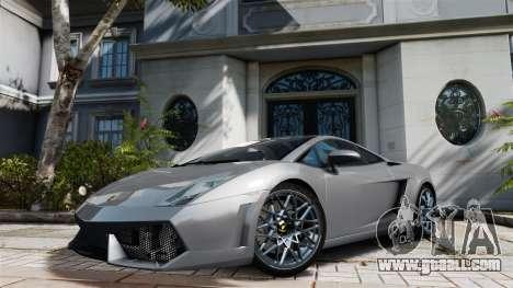 Lamborghini Gallardo LP560-4 [Final] v2 for GTA 4