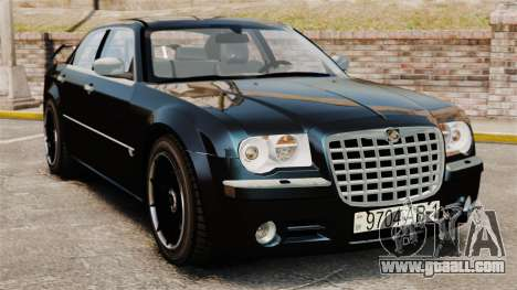 Chrysler 300C Pimped for GTA 4