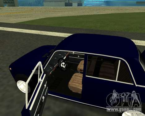 VAZ 2101 Baby v3 for GTA San Andreas side view