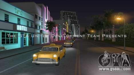 GTA United 1.2.0.1 for GTA San Andreas fifth screenshot