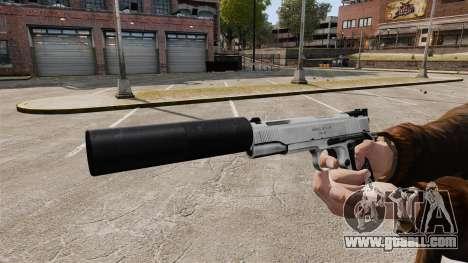 Colt 1911 pistol for GTA 4 forth screenshot