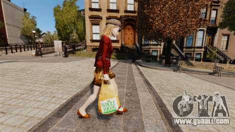 Packages with Whole Foods for GTA 4
