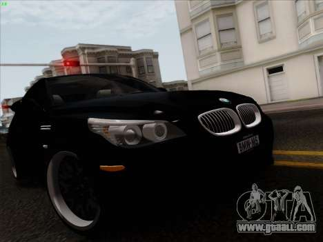 BMW M5 Hamann for GTA San Andreas