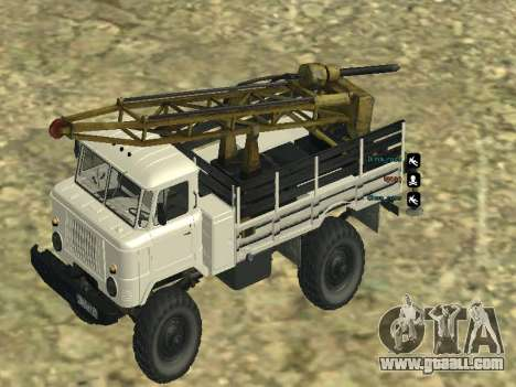 66 Gas Drilling for GTA San Andreas engine