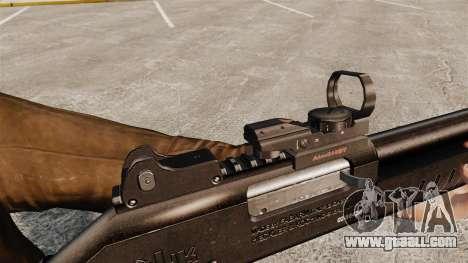 Tactical shotgun Fabarm SDASS Pro Forces v3 for GTA 4 forth screenshot