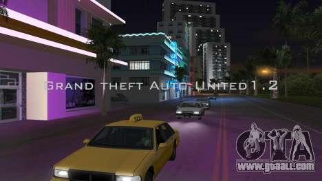 GTA United 1.2.0.1 for GTA San Andreas sixth screenshot