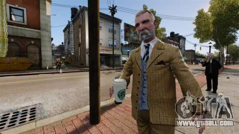 A new Cup of coffee for GTA 4