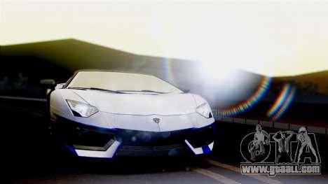 Lamborghini Aventador LP760-2 2013 for GTA San Andreas left view