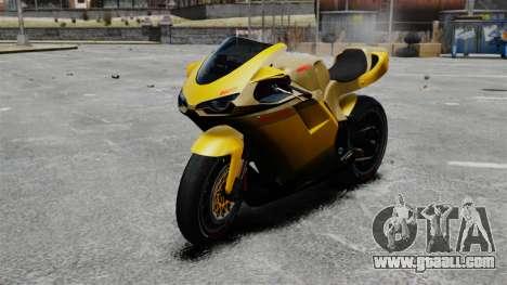 Ducati 848 for GTA 4