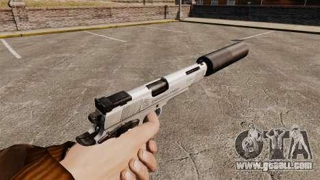 Colt 1911 pistol for GTA 4 second screenshot
