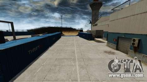 Track racing v1.1 for GTA 4 second screenshot