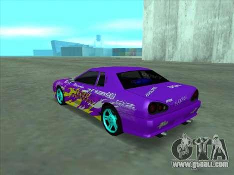 Drift elegy by KaMuKaD3e for GTA San Andreas engine